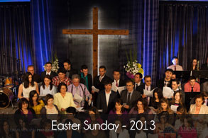 Easter Sunday - 2103
